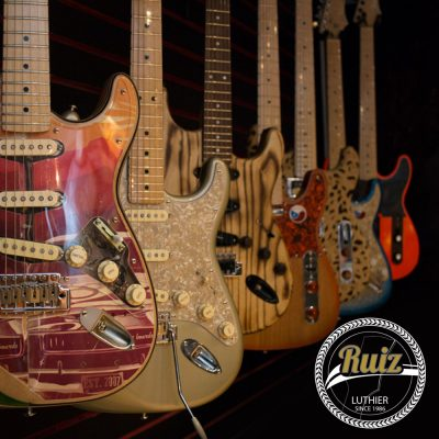 Guitarras Ruiz Custom
